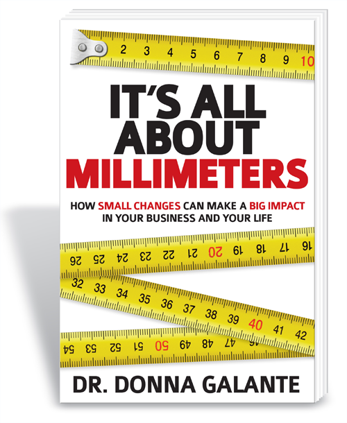 Its All About Millimeters-book